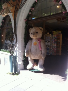 Rothenburg's Teddy Bears