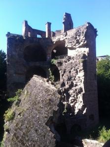 Heidelburg Castle's Powder Tower