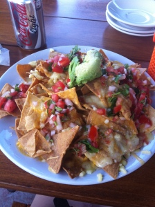Nachos at Monkey Business