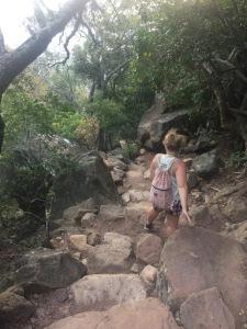 platteklip gorge steepness